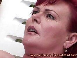 fingering-grandma-granny-mature