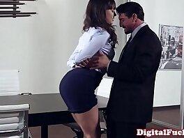 high heels-milf-office-pounding