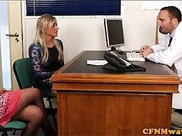 cfnm-doctor-femdom-lady