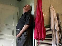 cock-grandpa-milf-old man
